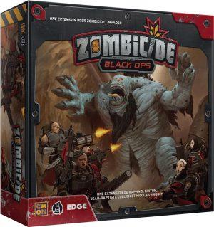Zombicide Invader : Black Ops