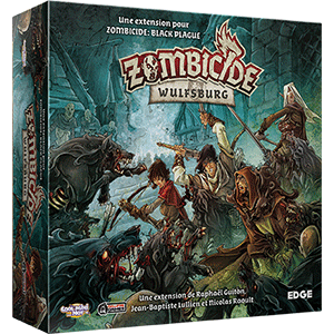 Zombicide Black Plague – Extension – Wulfsburg